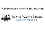 trener golfa Tomasz Zembrowski