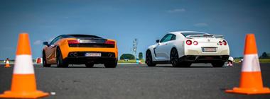 Pojedynki samochodów