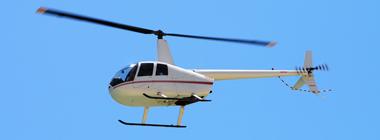 Lot helikopterem