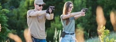 Strzelanie dla dwojga