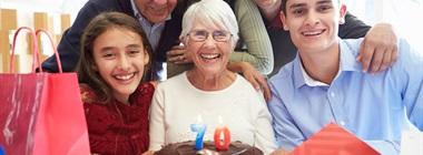 Prezenty na 70 urodziny