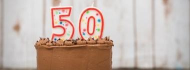Prezenty na 50 urodziny
