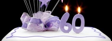 Prezenty na 60 urodziny