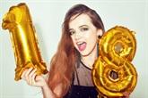 Życzenia na 18 urodziny