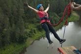 Historia skoków na bungee