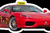 """Rozpoczął się wspólny projekt Super Prezentów i SAWA Taxi """"Marzysz o Ferrari?""""/ smartdriver.pl"""
