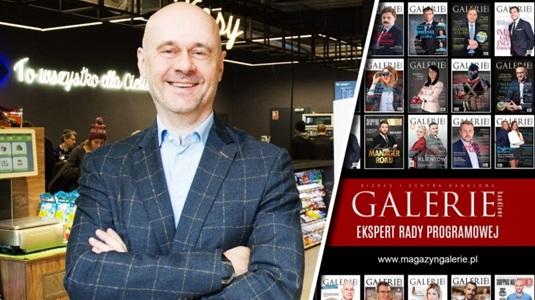 Nasz szef w Radzie Programowej Magazynu Galerie Handlowe!