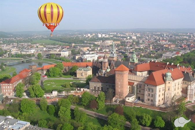 Lot balonem Last minute w Krakowie