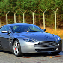 Jazda Aston Martin Vantage | Tor Silesia Ring