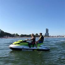 Wycieczka skuterem wodnym z przewodnikiem - Hel
