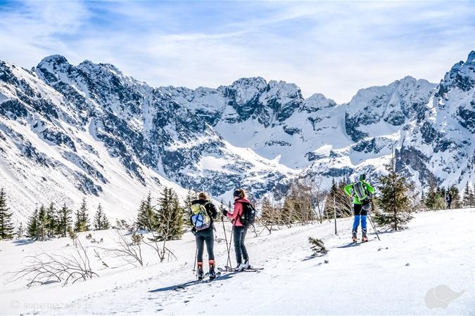 3 dniowy obóz skiturowy dla początkujących w Zakopanem