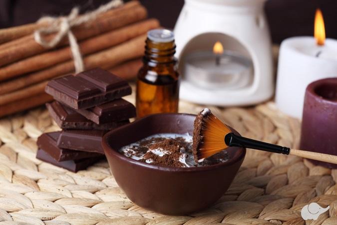 Masaż czekoladowy wybranej części ciała w Łodzi