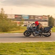 """Szkolenie motocyklowe ,,VIP"""" w Krakowie"""