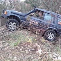Jazda Offroad Land Roverem w okolicach Katowic lub Łodzi
