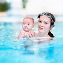 Rodzinna nauka pływania | Warszawa