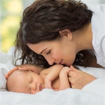 Prezent dla noworodka – kołysanka z biciem serca Mamy