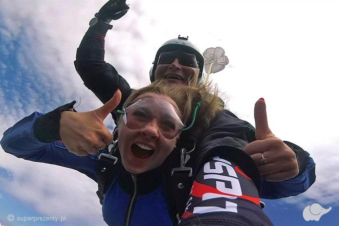 Skok spadochronowy | Przasnysz