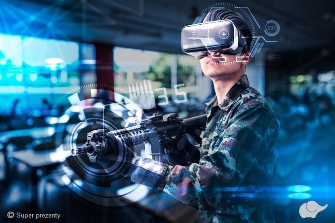 Wirtualna Rzeczywistość - Wielokierunkowa Bieżnia Virtuix Omni w Warszawie