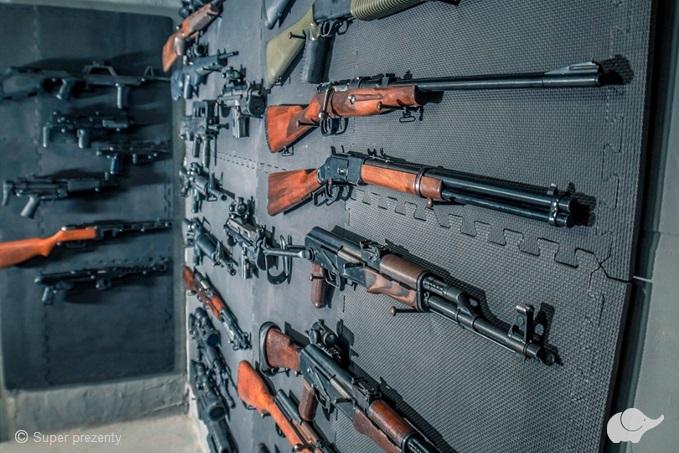 Strzelanie Ekstremalne w Warszawie