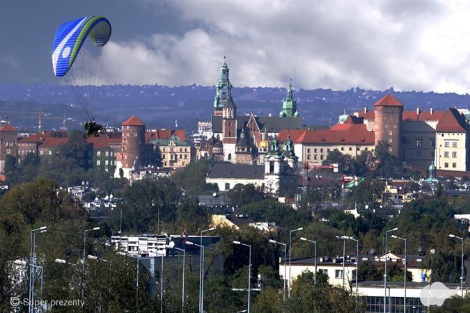 Lot Motoparalotnią | Kraków