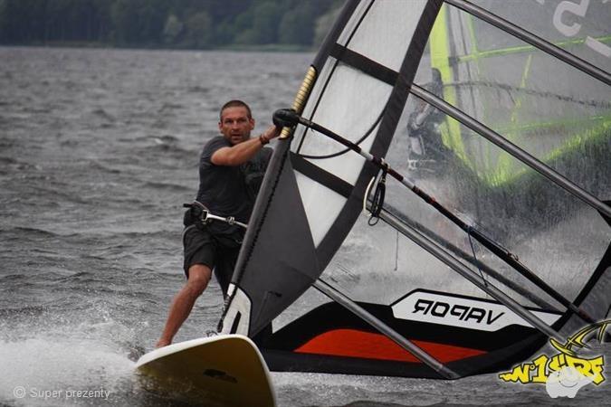 Indywidualny kurs Windsurfingu | Łódź