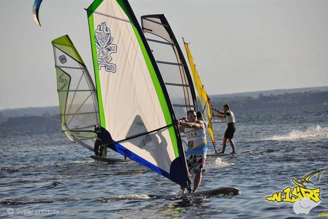 Indywidualny kurs Windsurfingu dla przyjaciół
