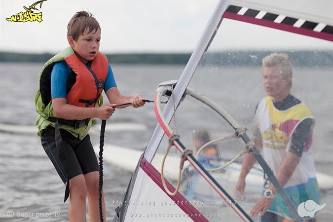 Przedszkole Windsurfingowe dla najmłodszych | Łódź